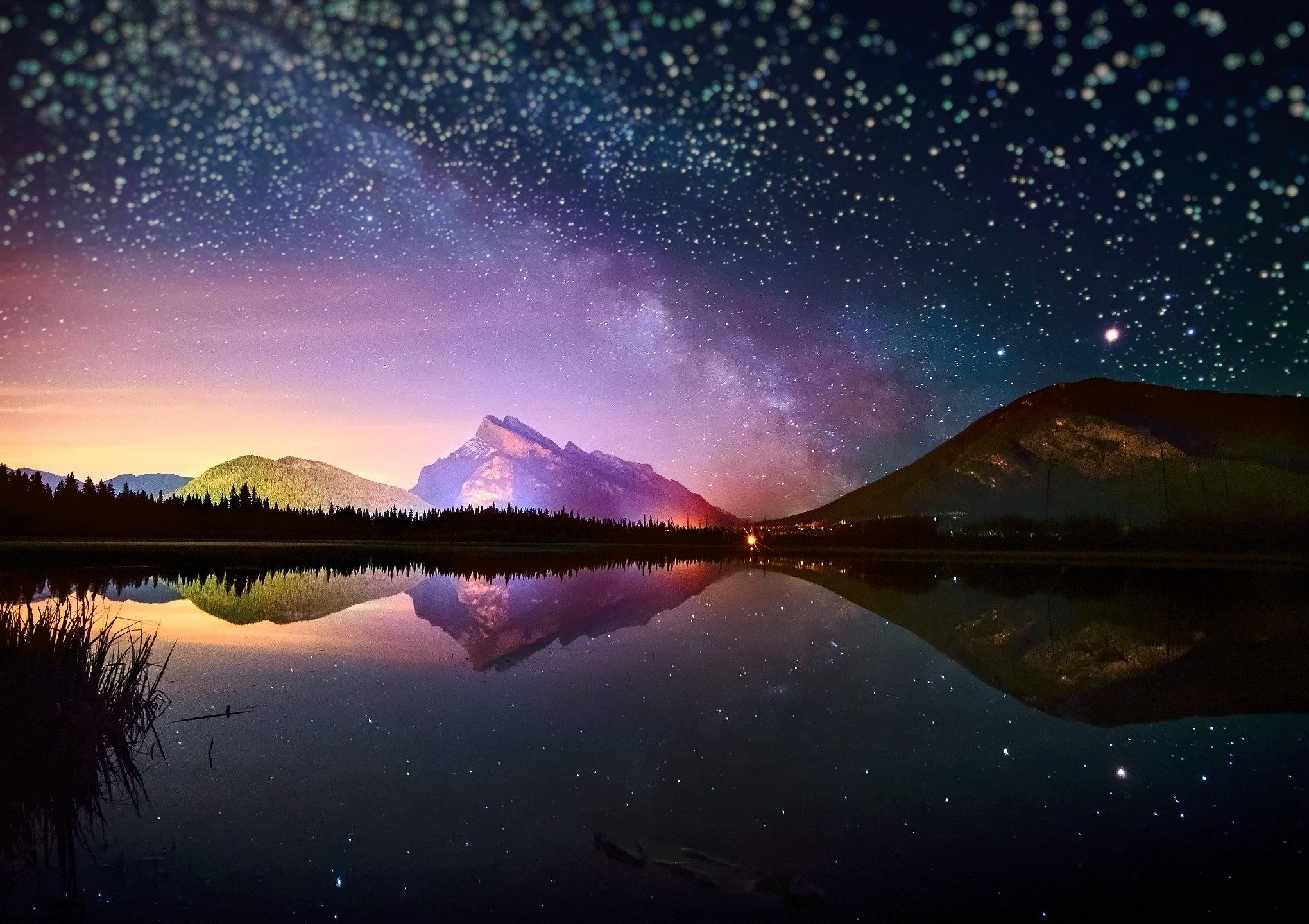 357 starry sky hd wallpapers | background images - wallpaper abyss