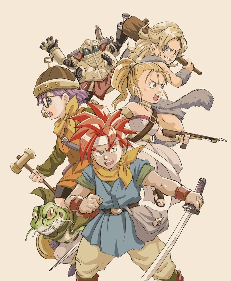 37+ chrono trigger wallpapers, hd chrono trigger wallpapers and