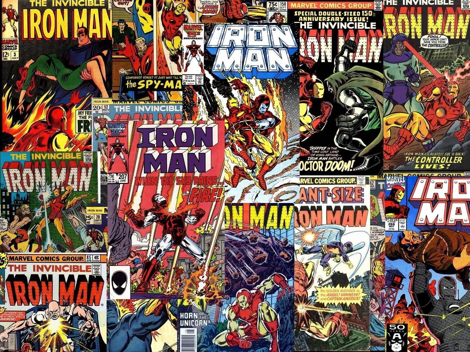 37+ comic wallpaper