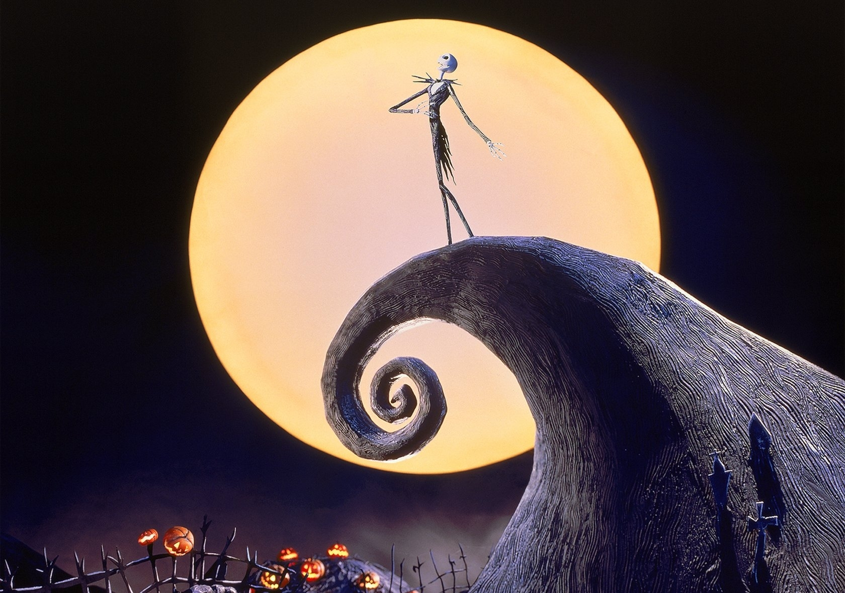 10 Best Nightmare Before Christmas Hd Wallpaper FULL HD 1920×1080 For PC Desktop