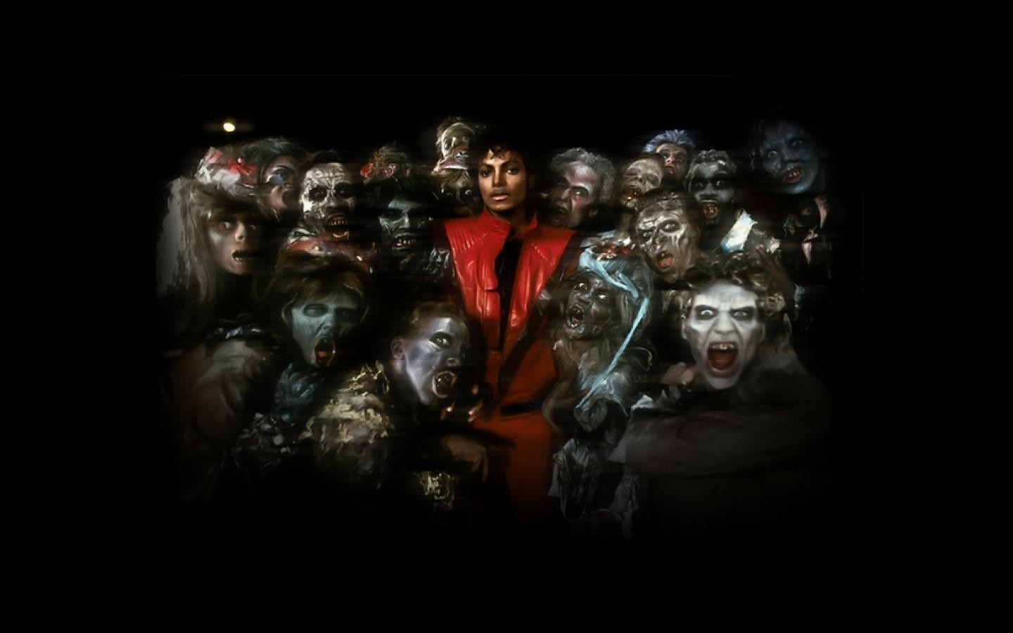 380 michael jackson thriller wallpapers
