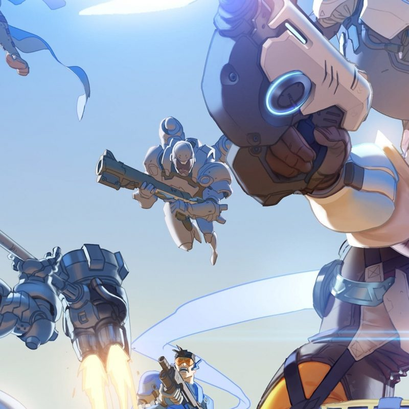 10 New Overwatch Dual Monitor Wallpaper FULL HD 1920×1080 For PC Background 2018 free download 3840x1080 overwatch imgur 800x800
