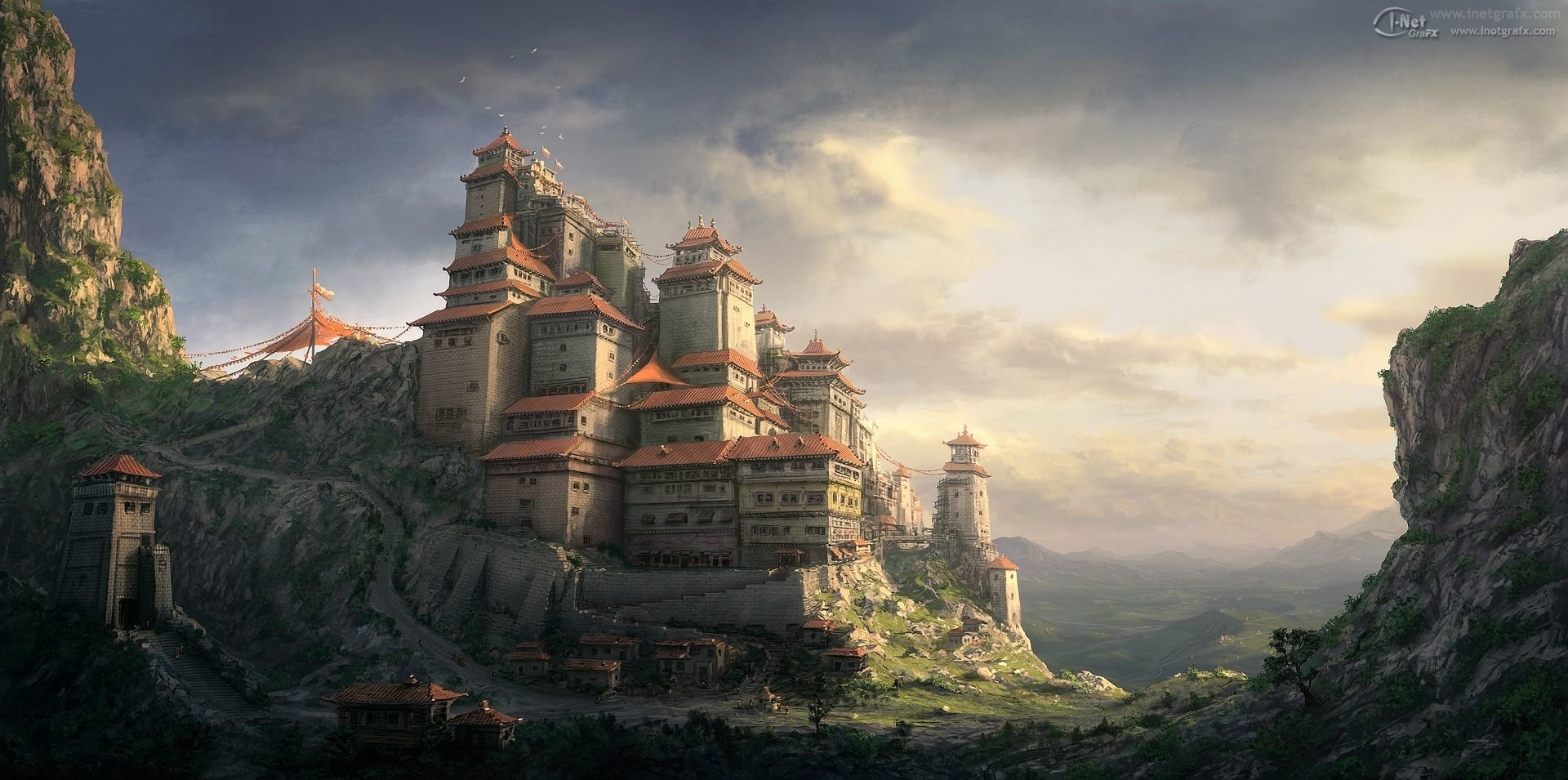 397 castle hd wallpapers | background images - wallpaper abyss