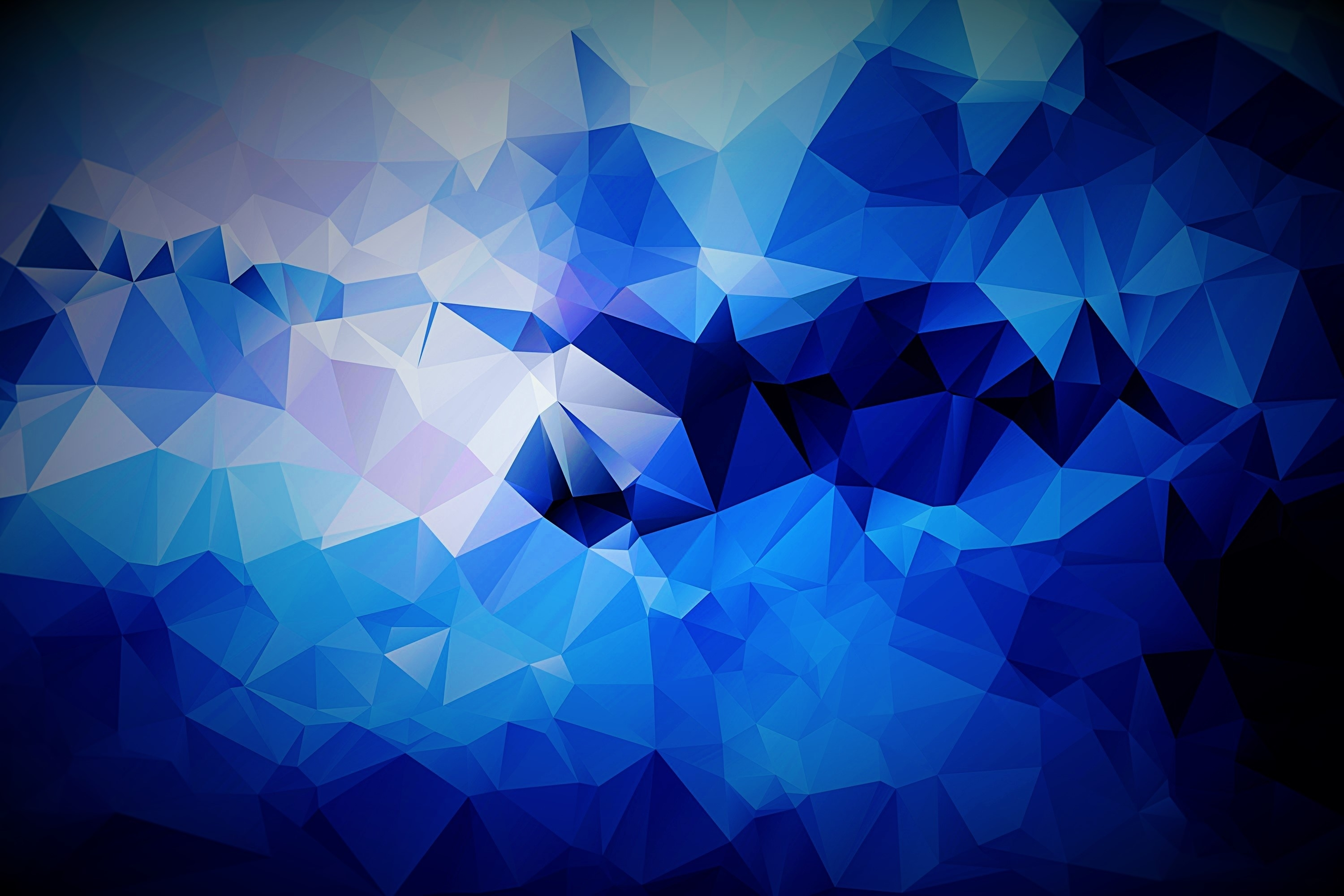 3d & abstract blue abtsract wallpapers (desktop, phone, tablet