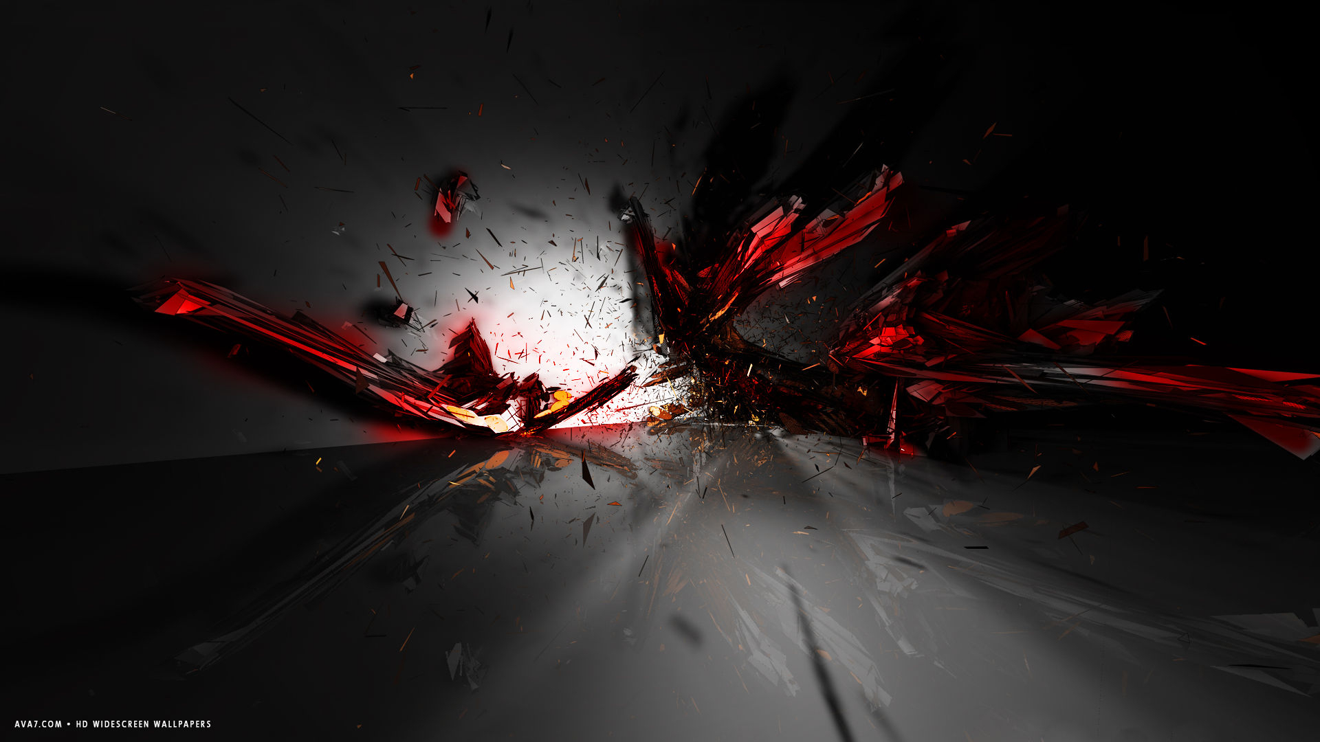10 Most Popular Red And Black Abstract Wallpaper FULL HD ...