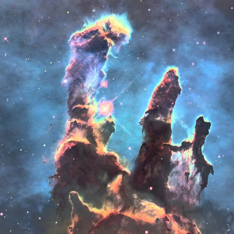 10 New The Pillars Of Creation Wallpaper FULL HD 1080p For PC Desktop 2020 free download 3d exploration of pillars of creation youtube 800x800