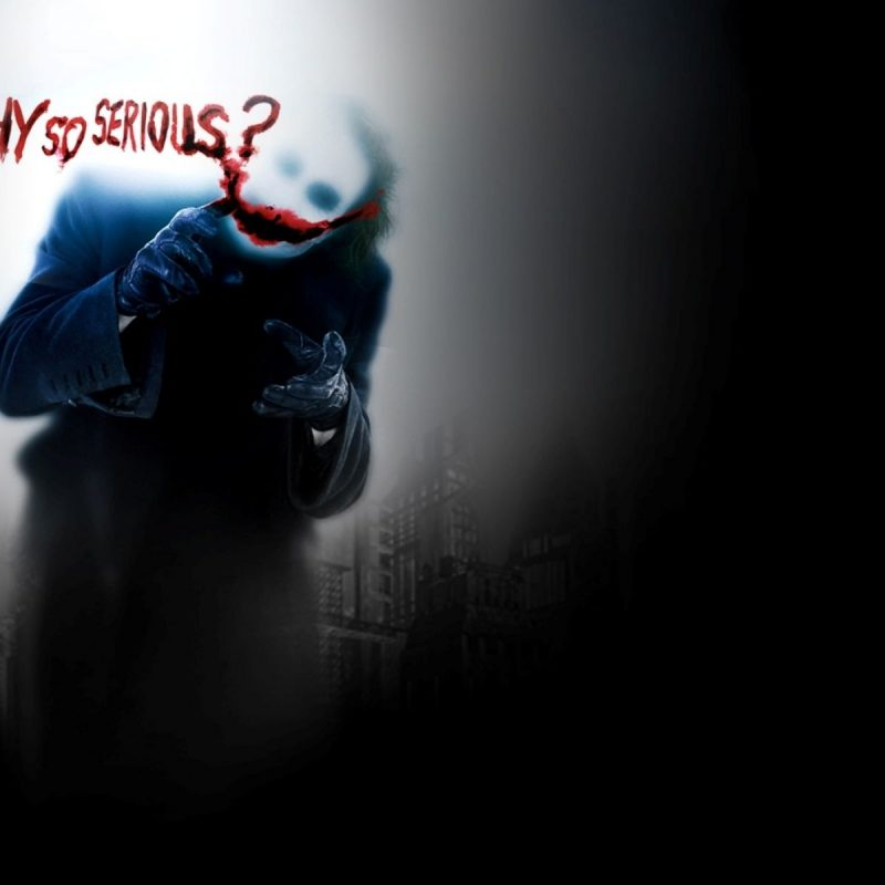 10 New Why So Serious Wallpaper FULL HD 1080p For PC Desktop 2020 free download 3d why so serious wallpaper hd 3d and abstract wallpapers for 800x800