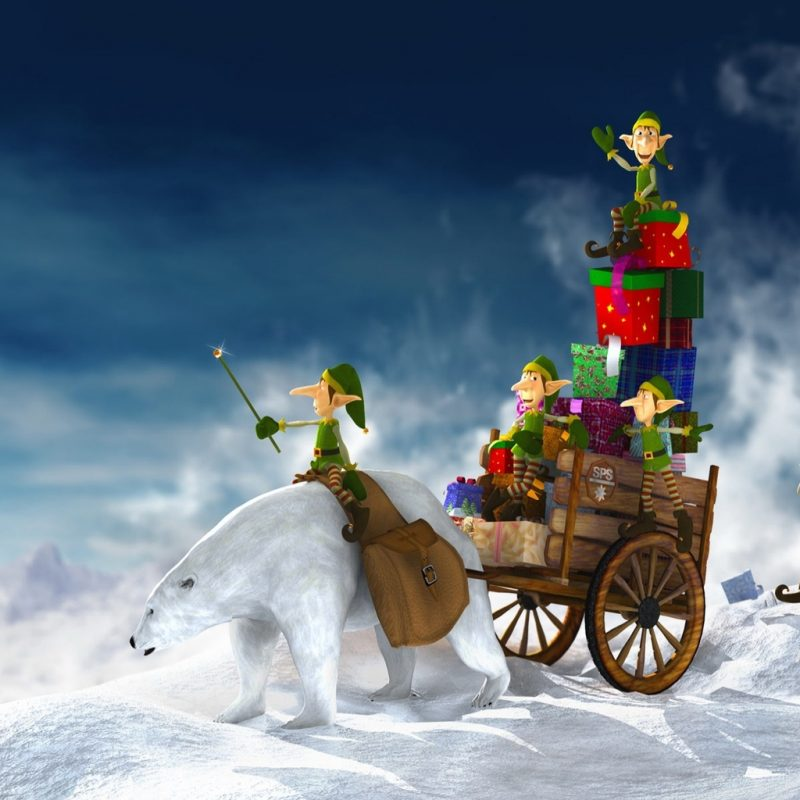 10 Best 3D Christmas Wallpaper Free FULL HD 1080p For PC Desktop 2018 free download 3danimatedchristmasdesktopwallpaper some more collection is 800x800