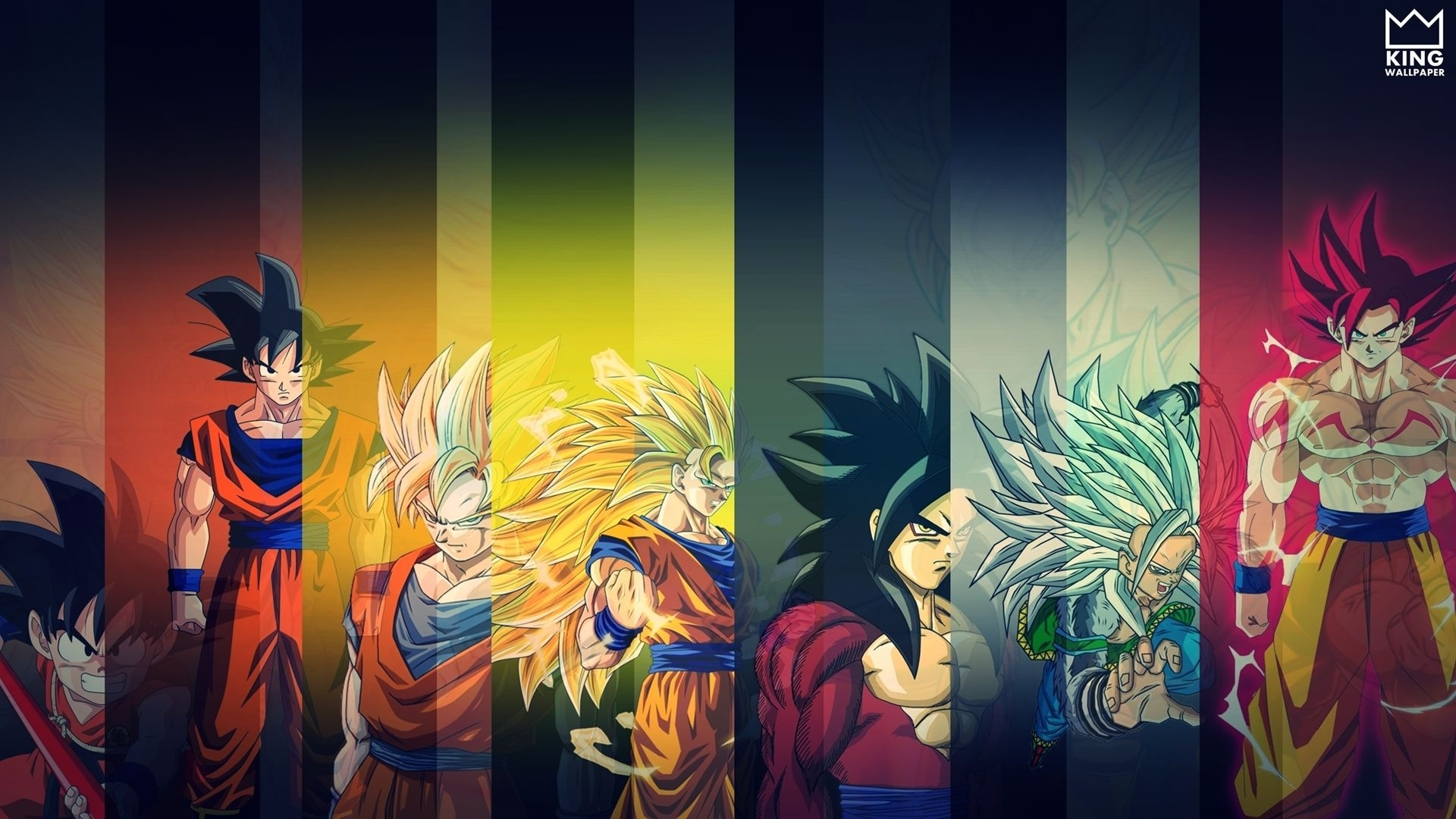40 best goku wallpaper hd for pc: dragon ball z | dragon ball, goku