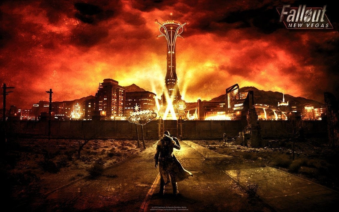 40+ fallout new vegas wallpapers