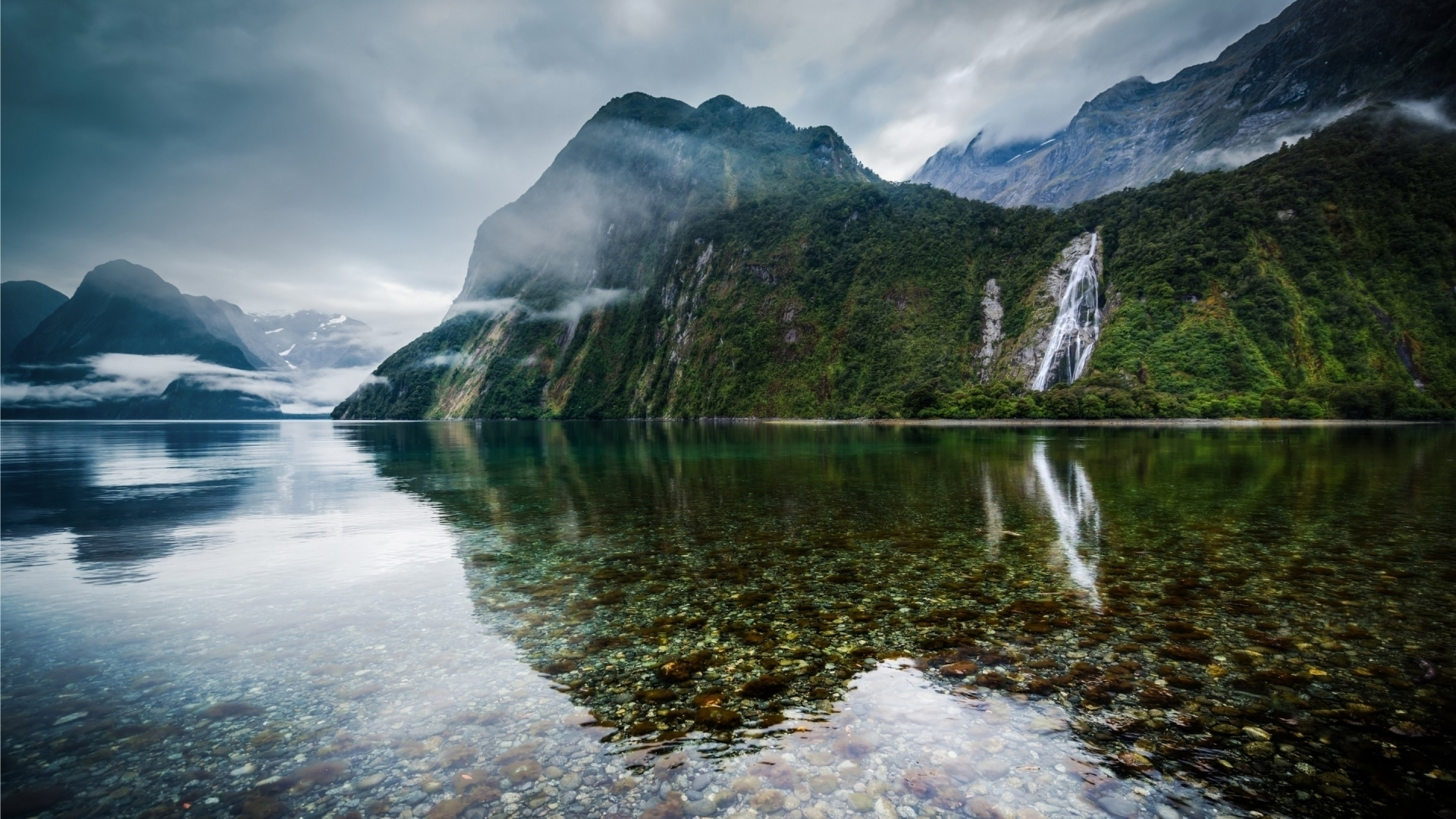 40 full hd new zealand wallpapers for free download: the land of the