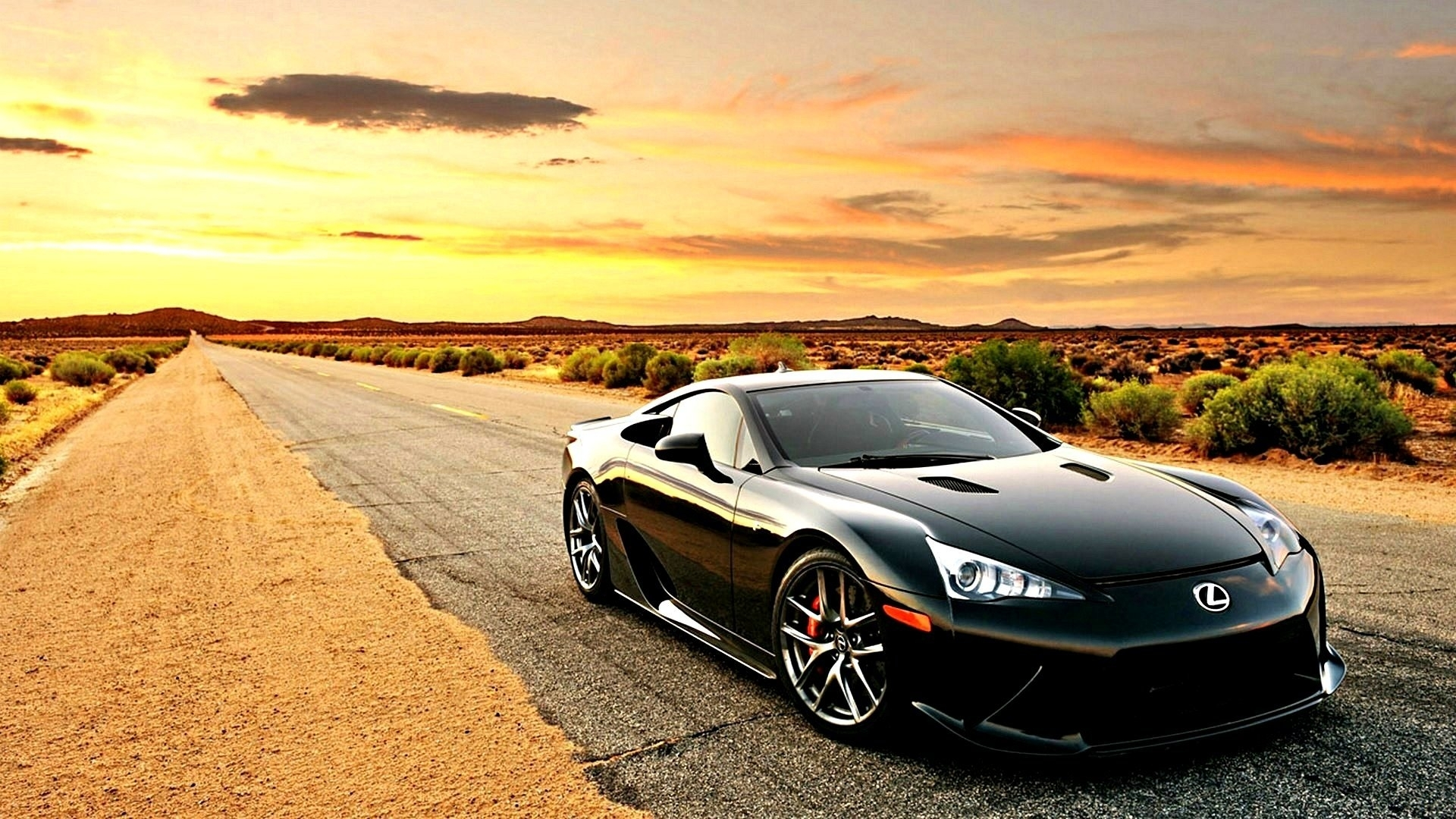 40 lexus lfa hd wallpapers | background images - wallpaper abyss