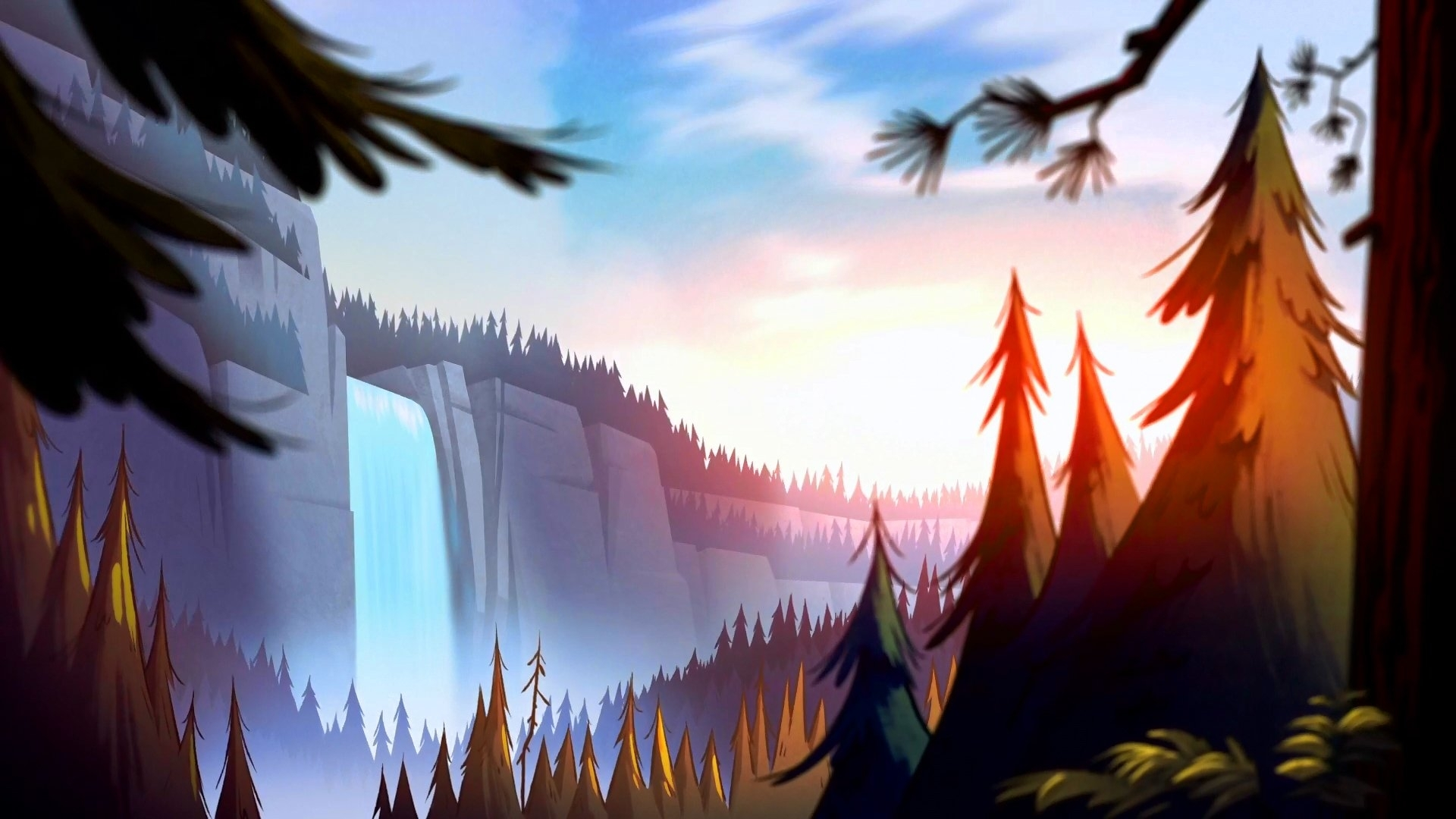 41 gravity falls hd wallpapers | background images - wallpaper abyss