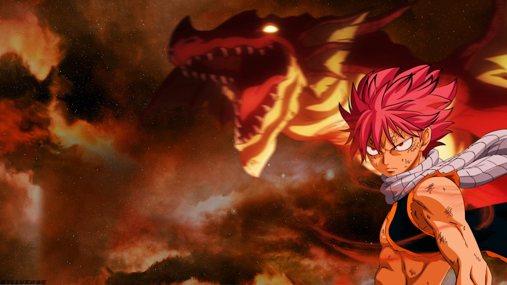 10 Top Fairy Tail Natsu Wallpaper FULL HD 1080p For PC ...