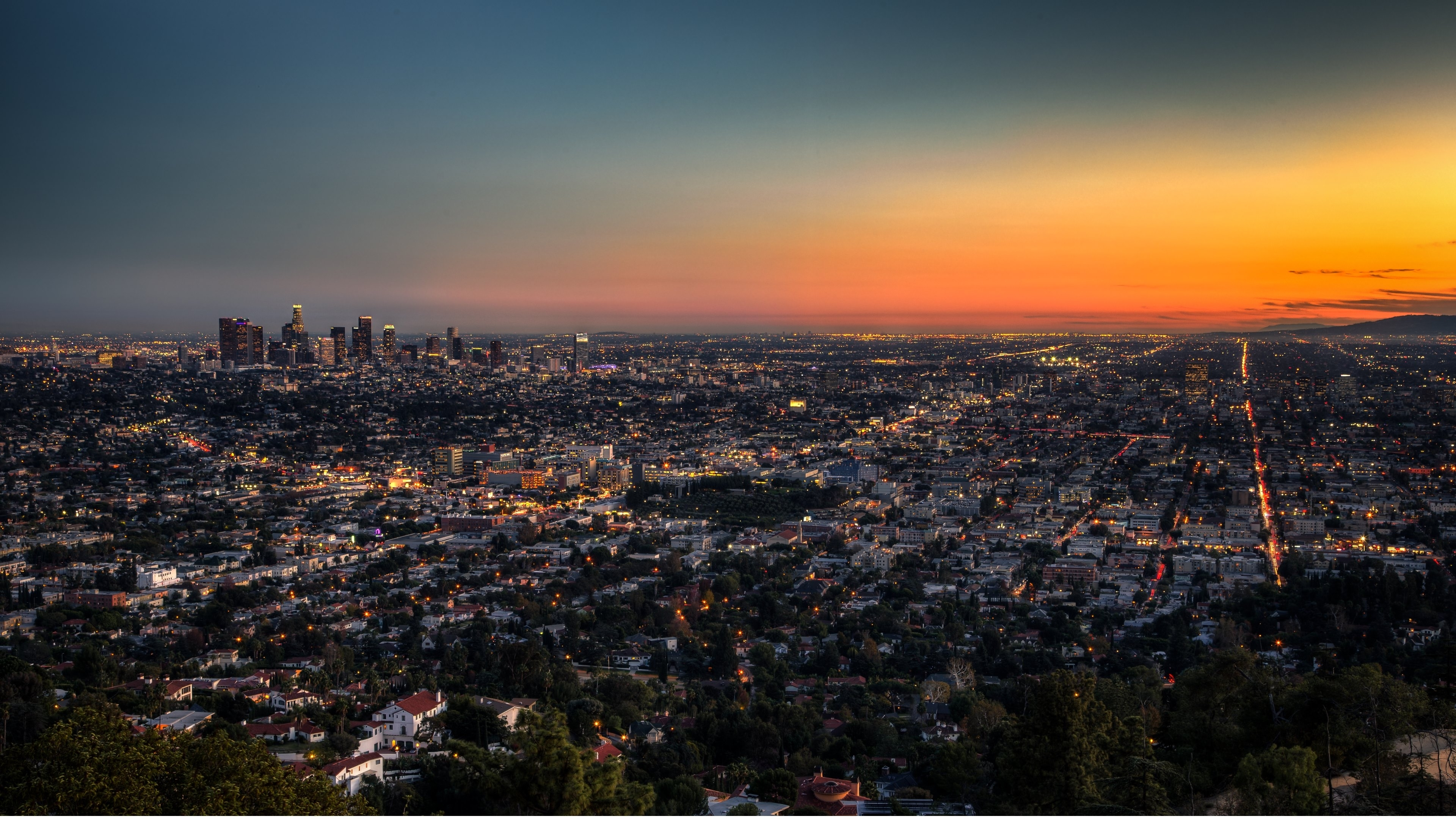 42 los angeles wallpapers, hd creative los angeles pics, full hd