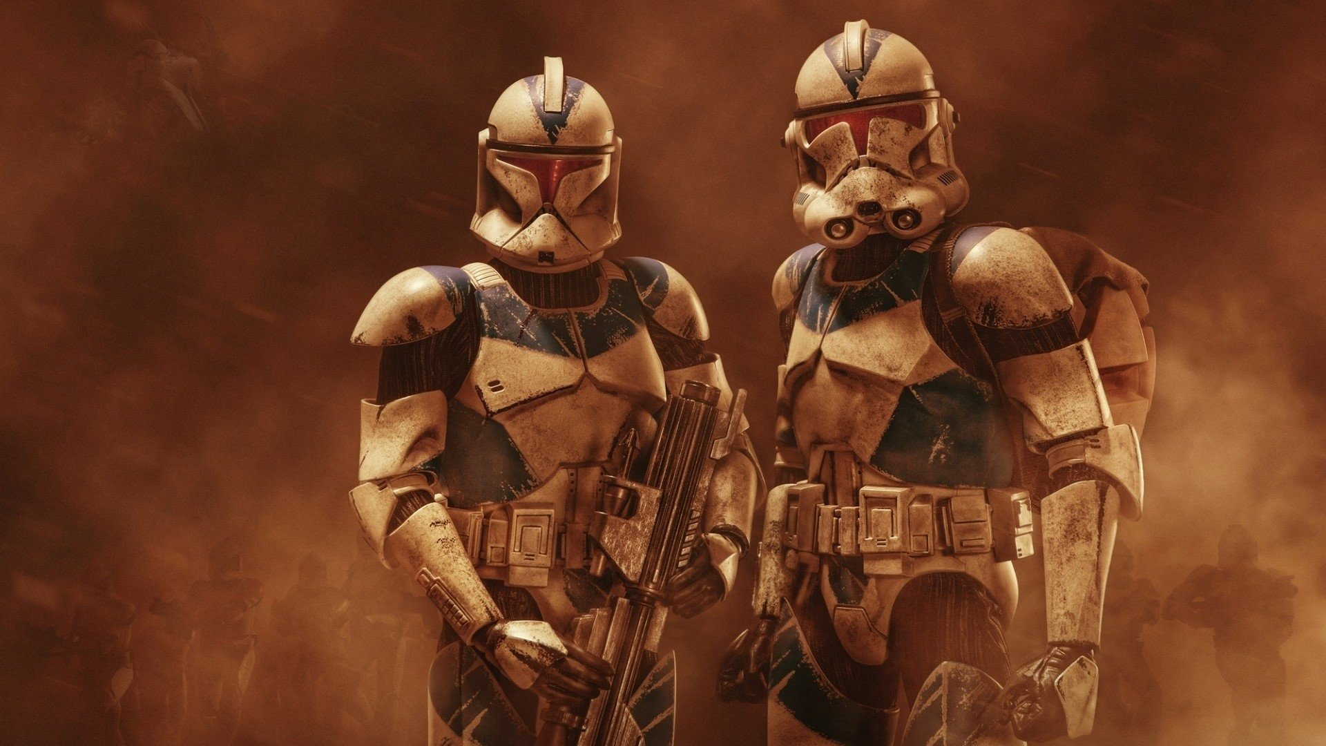 43 clone trooper hd wallpapers | background images - wallpaper abyss