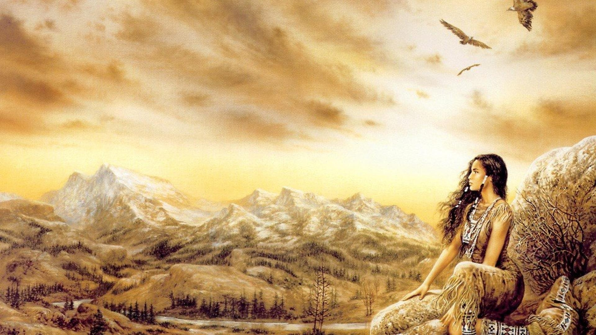 43+ native american wallpapers