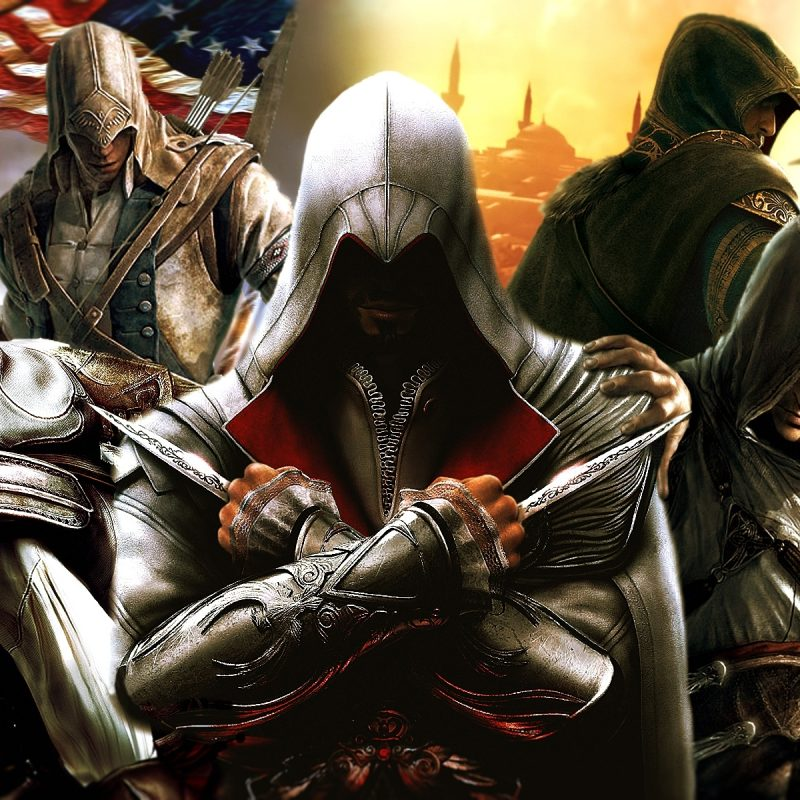 10 Top Assassins Creed Wallpaper Ezio FULL HD 1080p For PC Background 2018 free download 44 ezio assassins creed hd wallpapers background images 1 800x800