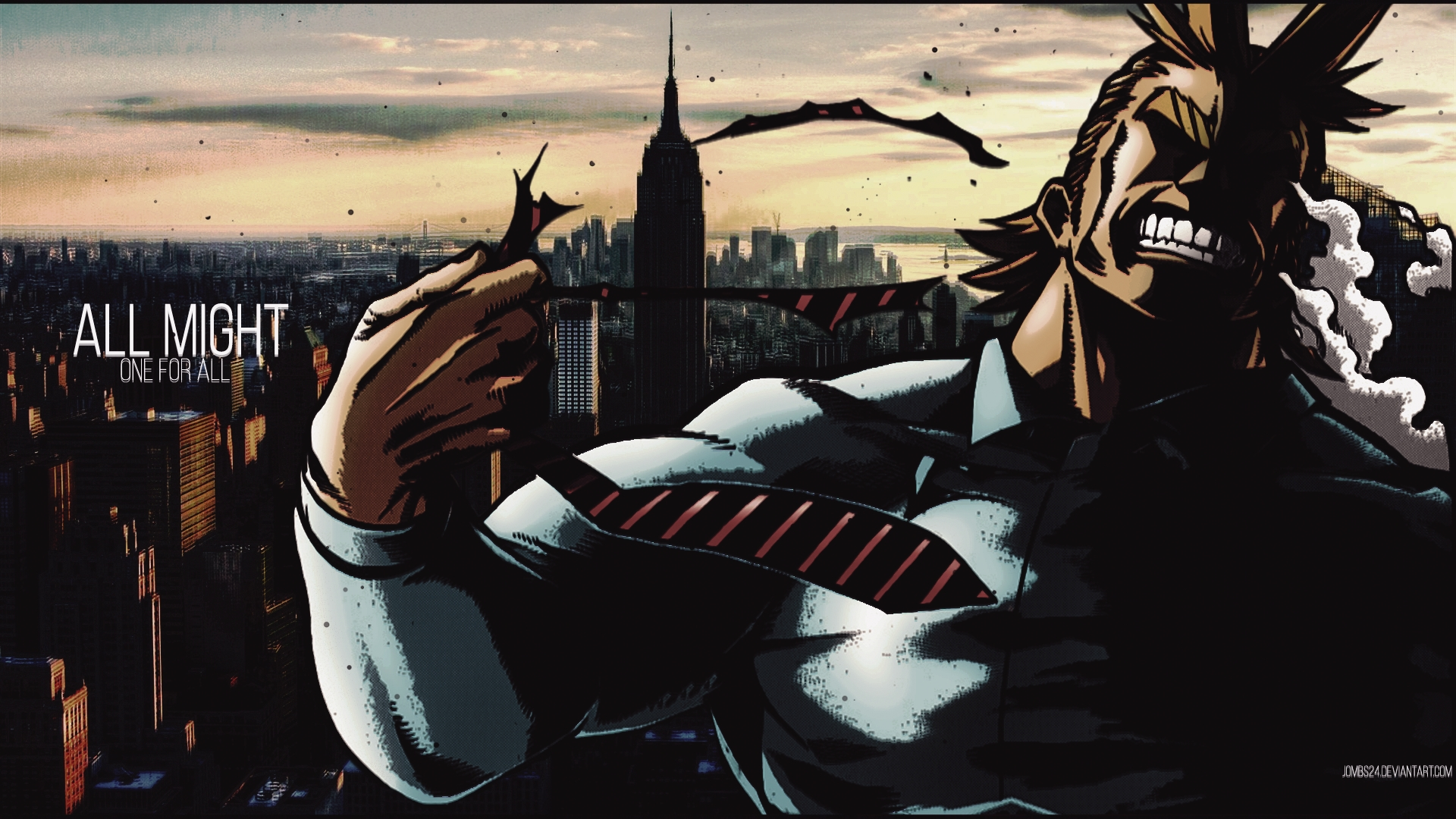 47 all might fonds d'écran hd | arrière-plans - wallpaper abyss