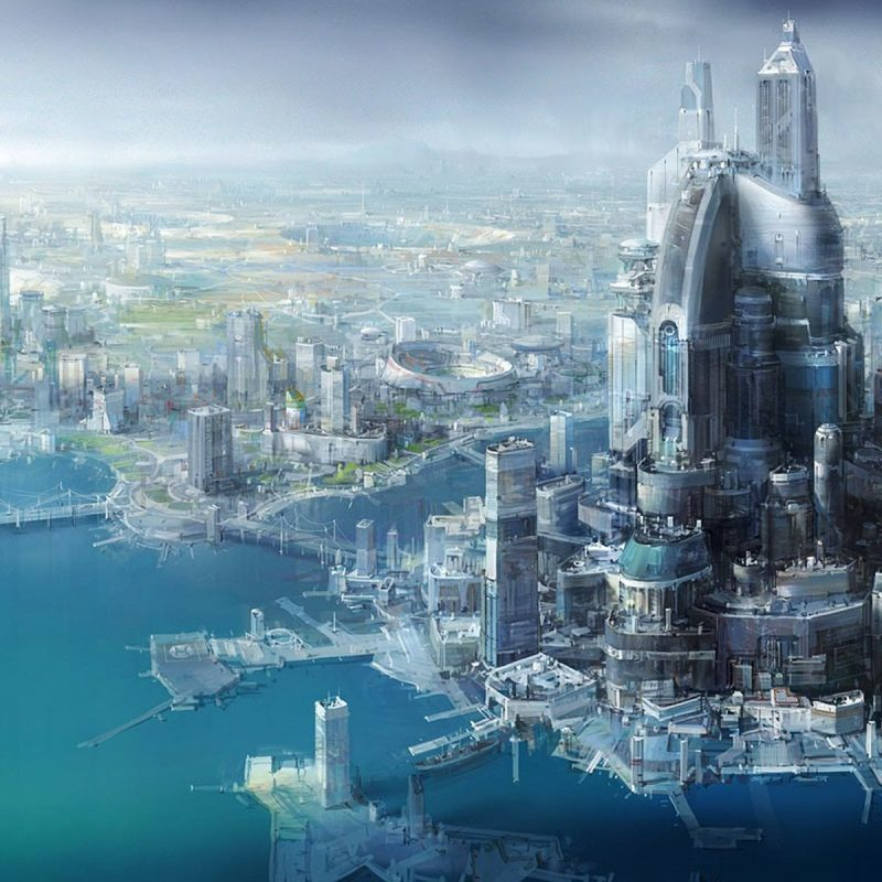 10 Top Future City Wallpaper Hd FULL HD 1080p For PC Desktop 2018 free download 47 futuristic city hd wallpapers background images wallpaper abyss 800x800