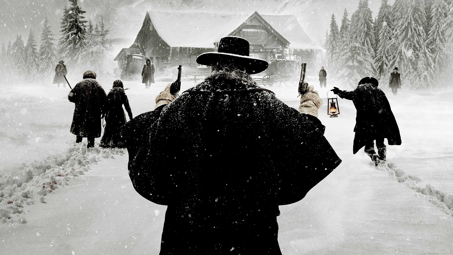 47 the hateful eight hd wallpapers | background images - wallpaper abyss