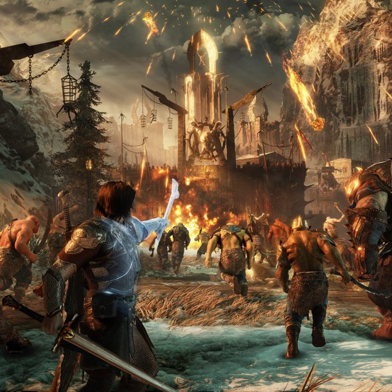 10 Most Popular Shadow Of War Wallpaper FULL HD 1920×1080 For PC Background 2018 free download 48 middle earth shadow of war hd wallpapers background images 3 800x800