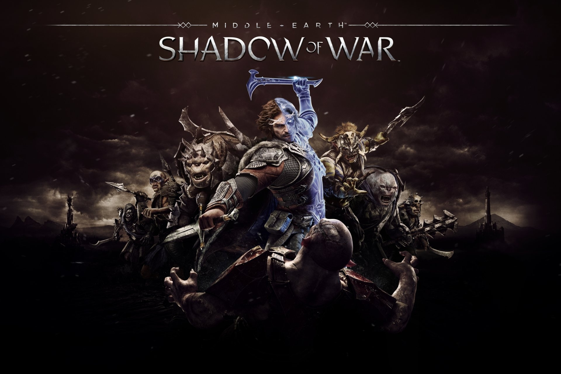 48 middle-earth: shadow of war hd wallpapers | background images