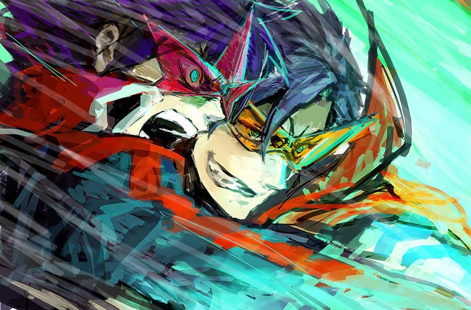 489 tengen toppa gurren lagann hd wallpapers | background images
