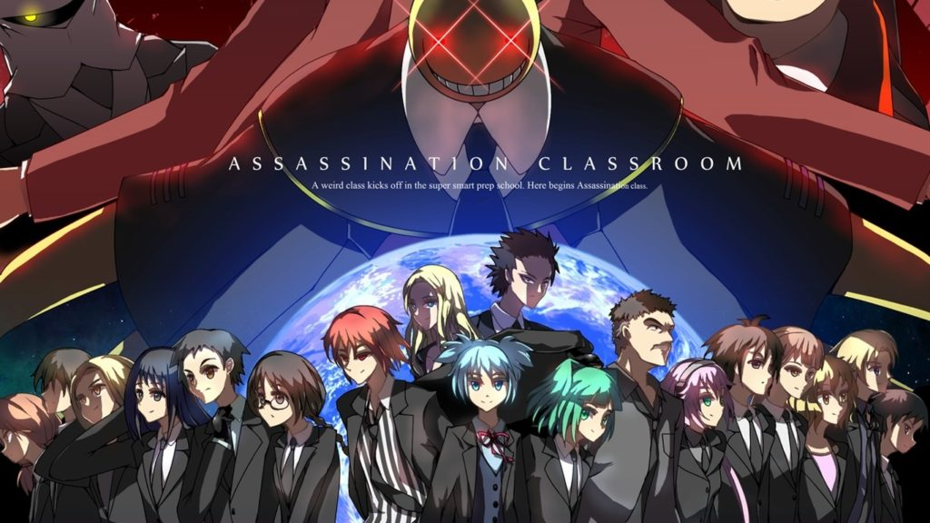 10 Latest Assassination Classroom Wallpaper Hd FULL HD 1080p For PC Desktop 2018 free download 49 assassination classroom wallpapers 1024x576