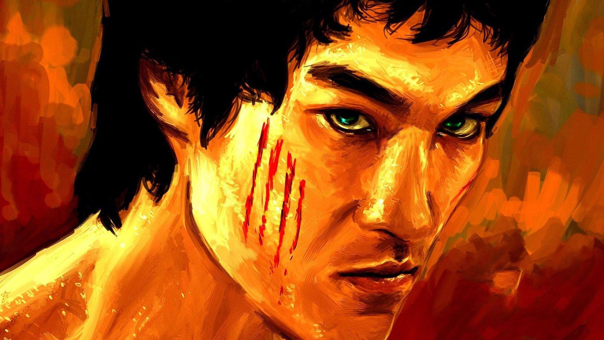 10 Best Bruce Lee Kick Wallpaper FULL HD 1080p For PC ...