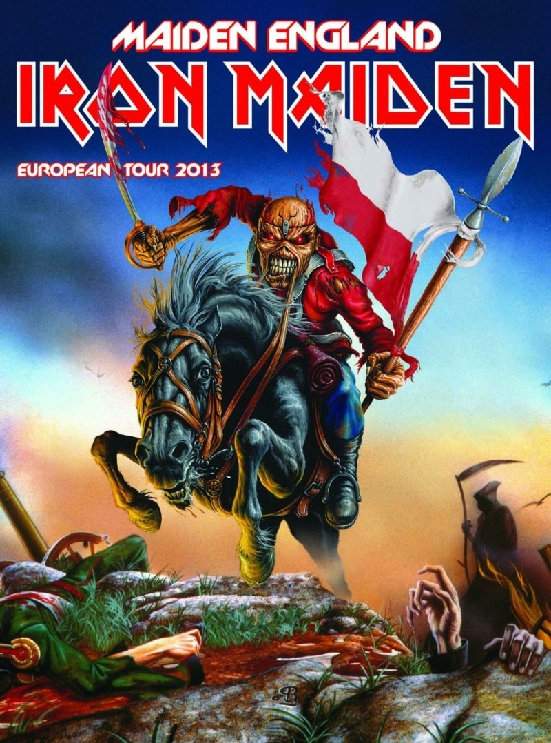 49+ iron maiden wallpapers
