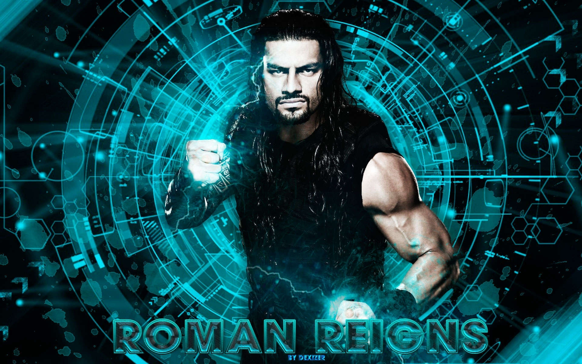 49+ roman reigns wallpaper