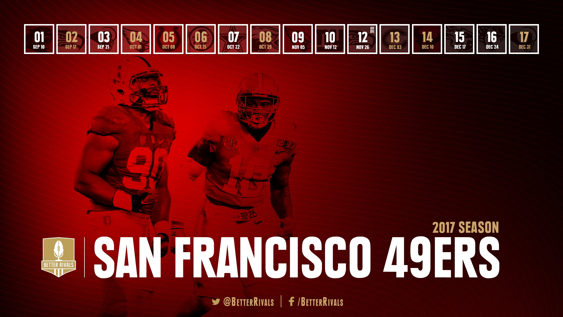 10 Top 49Ers 2017 Schedule Wallpaper FULL HD 1080p For PC Background