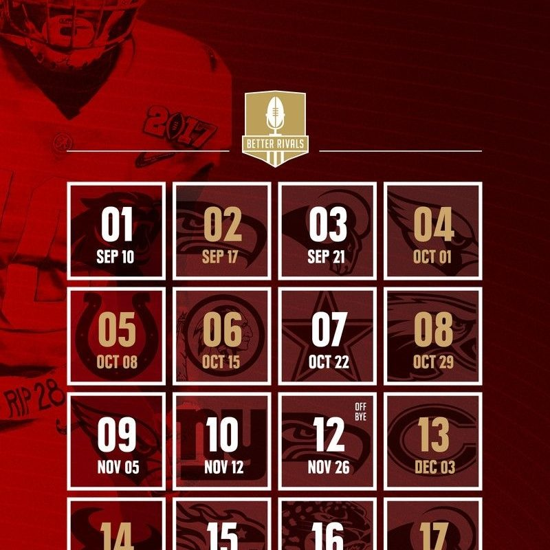 10 Top 49Ers Wallpaper Iphone 6 FULL HD 1920×1080 For PC Desktop 2020 free download 49ers 2017 schedule wallpapers for iphone android desktop niners 800x800
