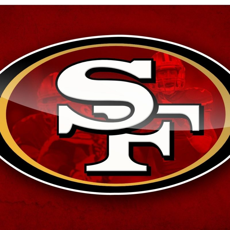 10 Latest Images Of The 49Ers Logo FULL HD 1080p For PC Desktop 2018 free download 49ers logo wallpaper wallpapersafari images wallpapers 800x800