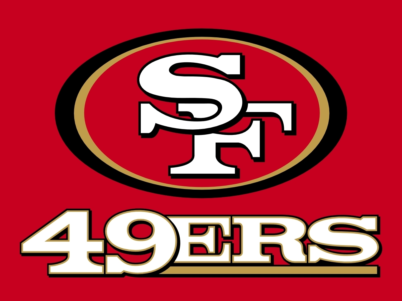 10 Latest Sf 49Ers Logo Pictures FULL HD 1080p For PC Background