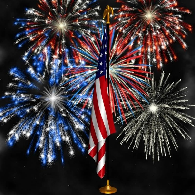 10 New 4Th Of July Fireworks Wallpaper FULL HD 1920×1080 For PC Desktop 2018 free download 4th july us flag and fireworks wallpaper golfian 800x800