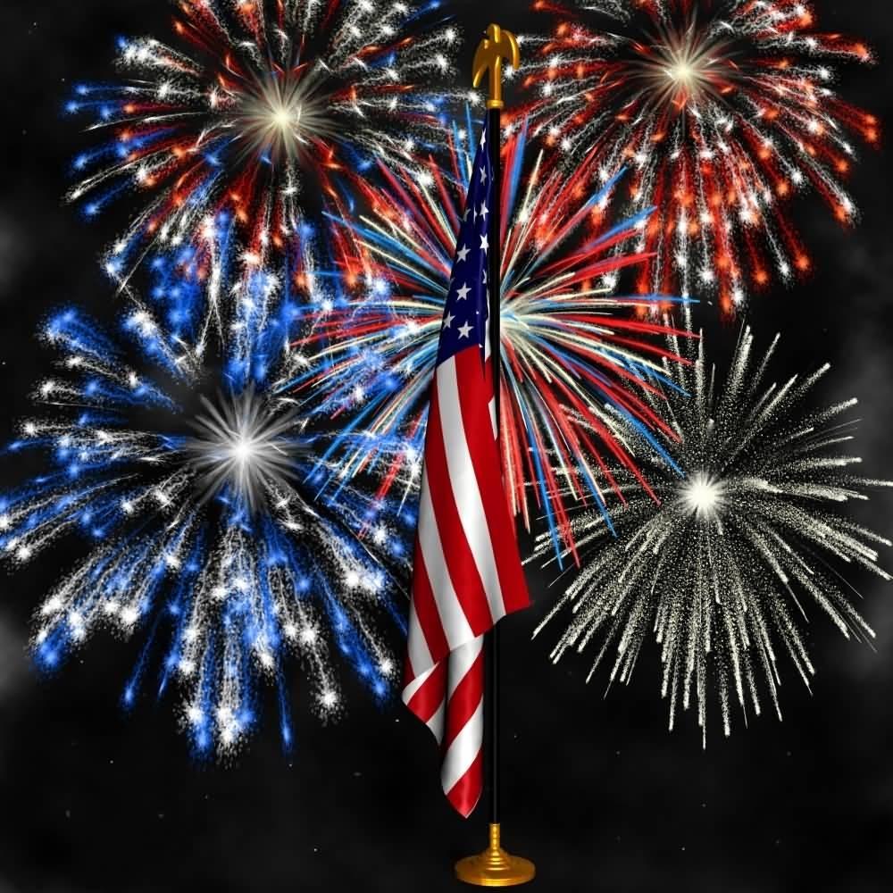10 New 4Th Of July Fireworks Wallpaper FULL HD 1920×1080 ...