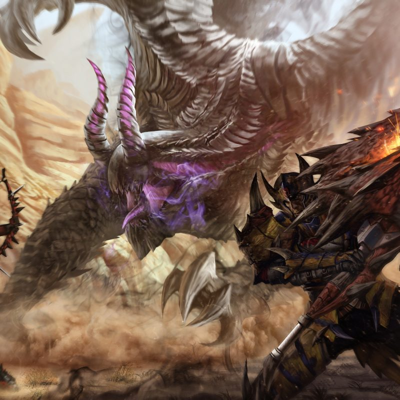 10 Latest Monster Hunter 4 Wallpaper FULL HD 1080p For PC Desktop 2018 free download 5 monster hunter 4 ultimate fonds decran hd arriere plans 800x800