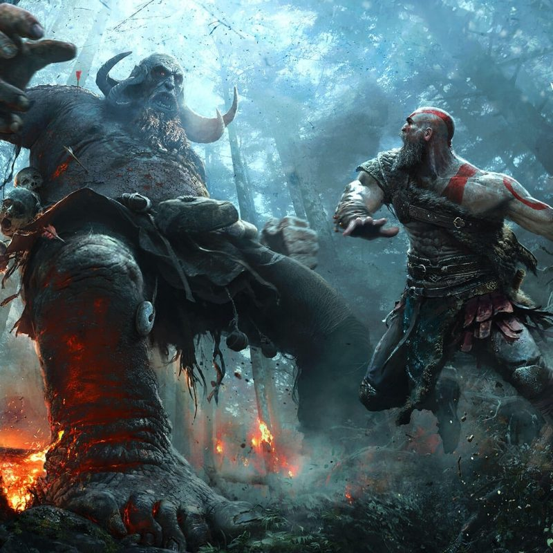 10 New God Of War Wallpapers FULL HD 1920×1080 For PC Background 2018 free download 50 god of war 2018 hd wallpapers background images wallpaper abyss 800x800