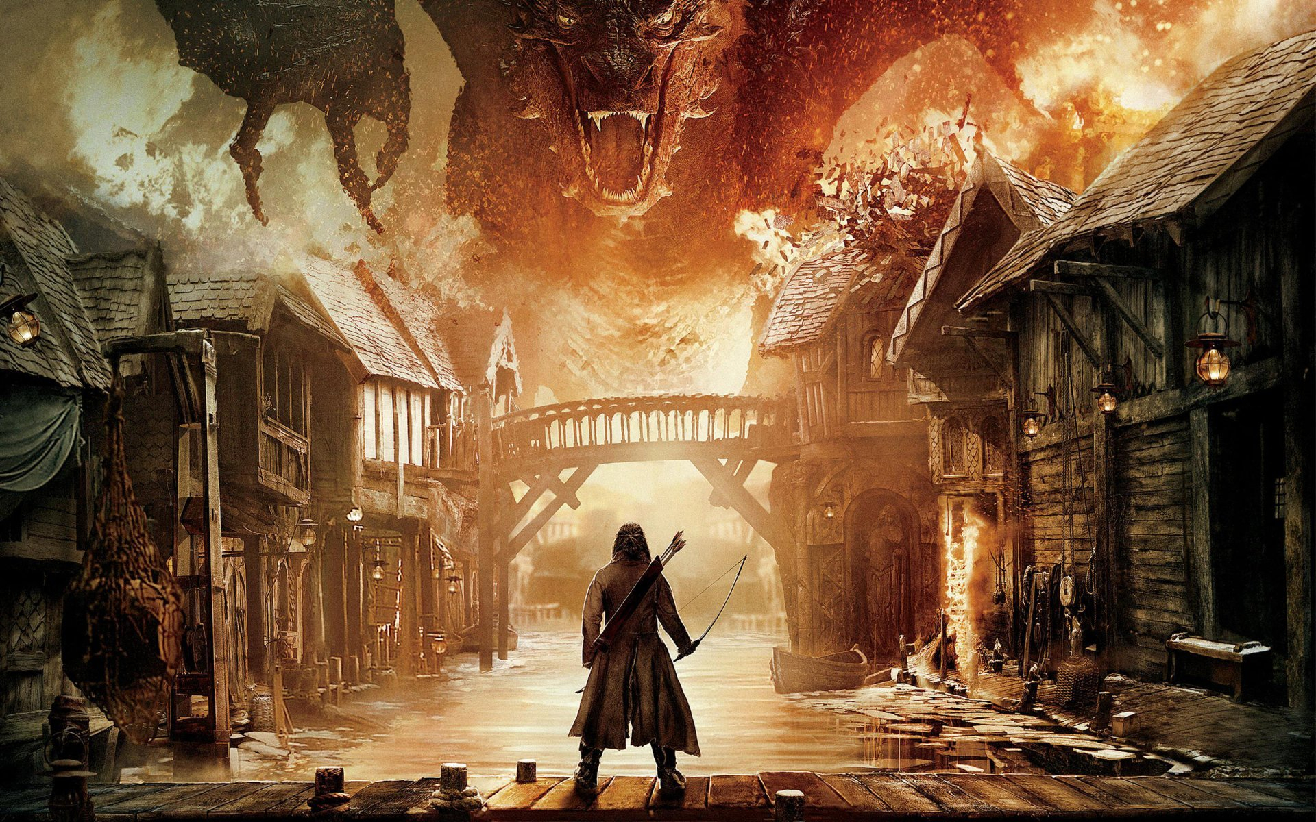 52 the hobbit: the battle of the five armies hd wallpapers