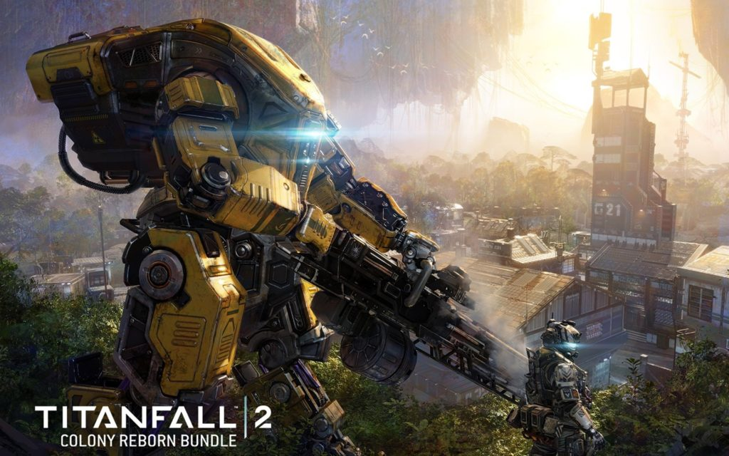 10 Top Titanfall 2 Hd Wallpaper FULL HD 1080p For PC Desktop 2018 free download 53 titanfall 2 hd wallpapers background images wallpaper abyss 1 1024x640