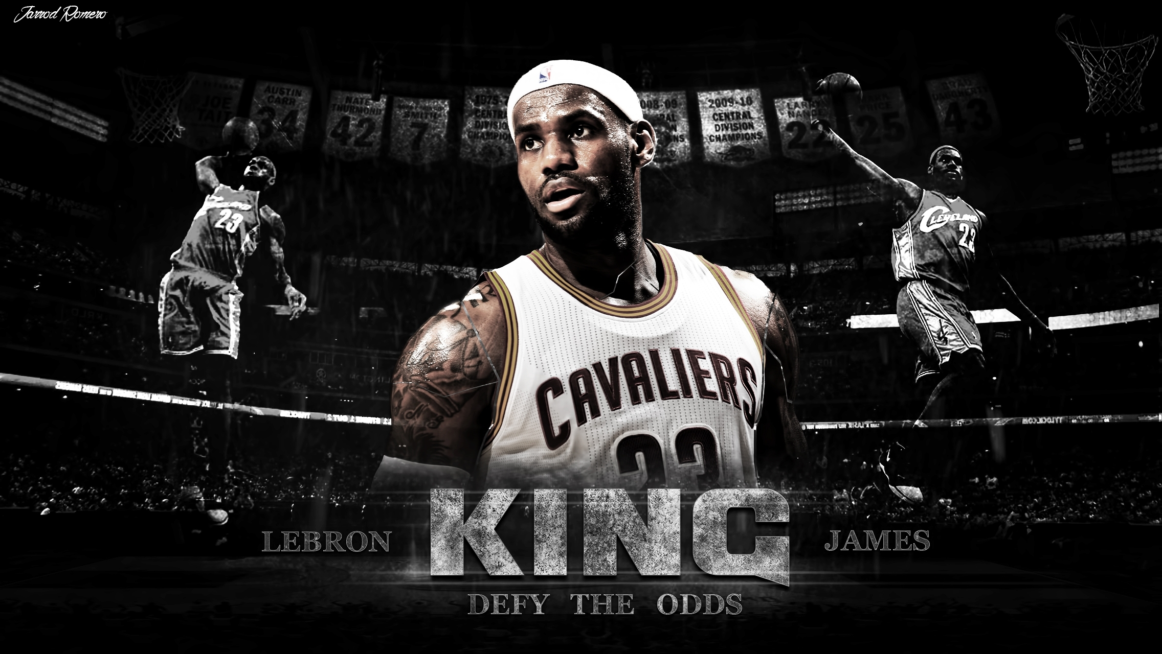 54 lebron james hd wallpapers | background images - wallpaper abyss