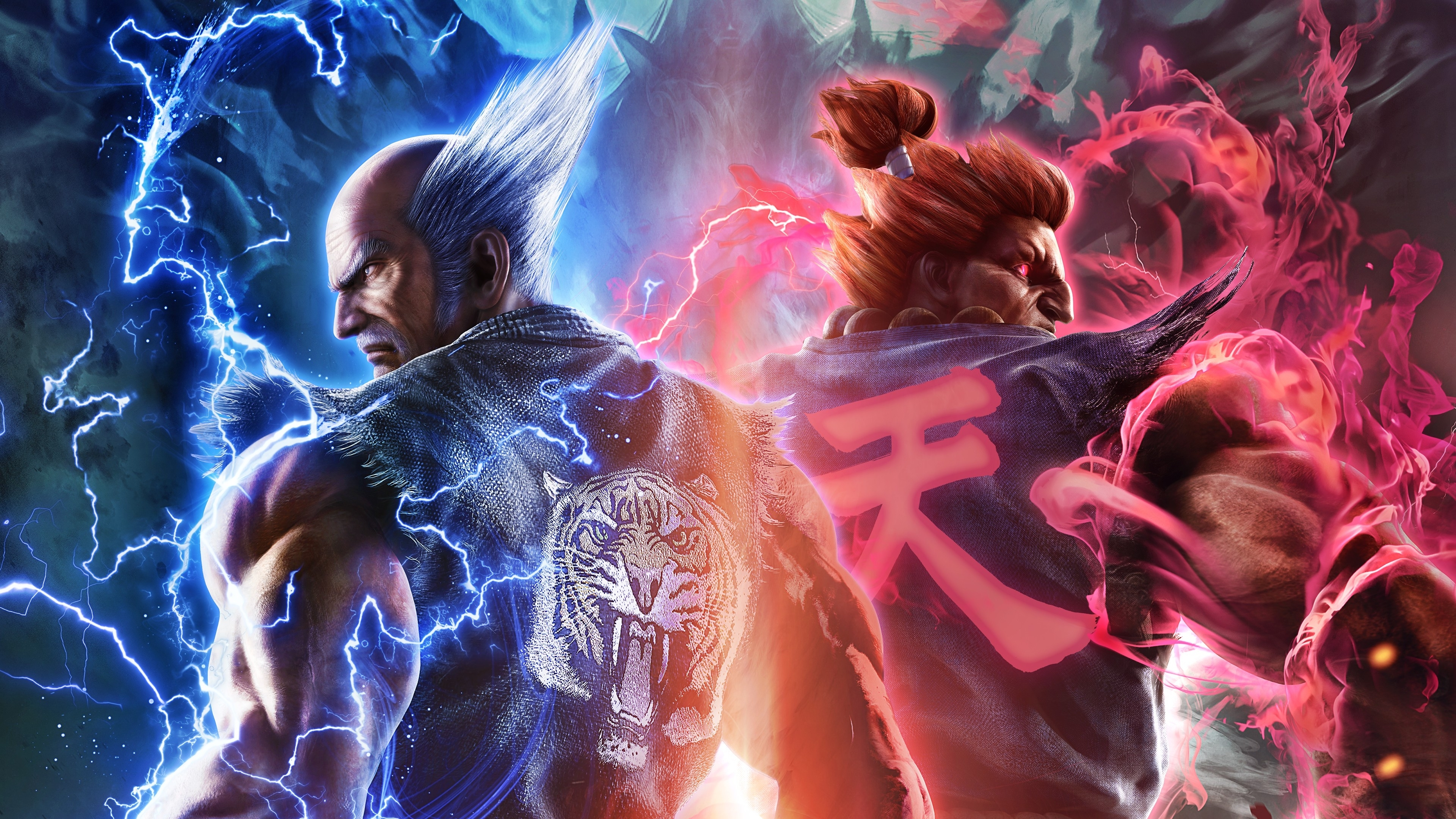 54 tekken 7 hd wallpapers | background images - wallpaper abyss