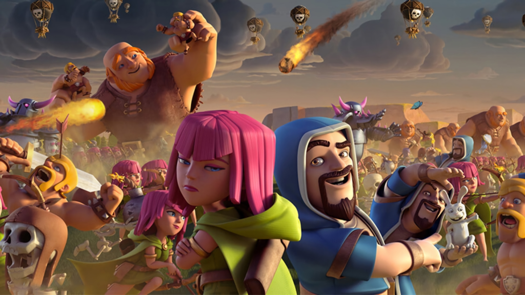 10 Best Clash Of Clans Wallpapers Hd FULL HD 1080p For PC Background 2018 free download 55 clash of clans hd wallpapers background images wallpaper abyss 1024x576