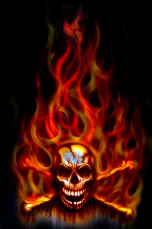 10 New Fire Skull Wallpapers FULL HD 1920×1080 For PC Desktop 2020 free download 55 flaming skulls wallpapers on wallpaperplay 533x800