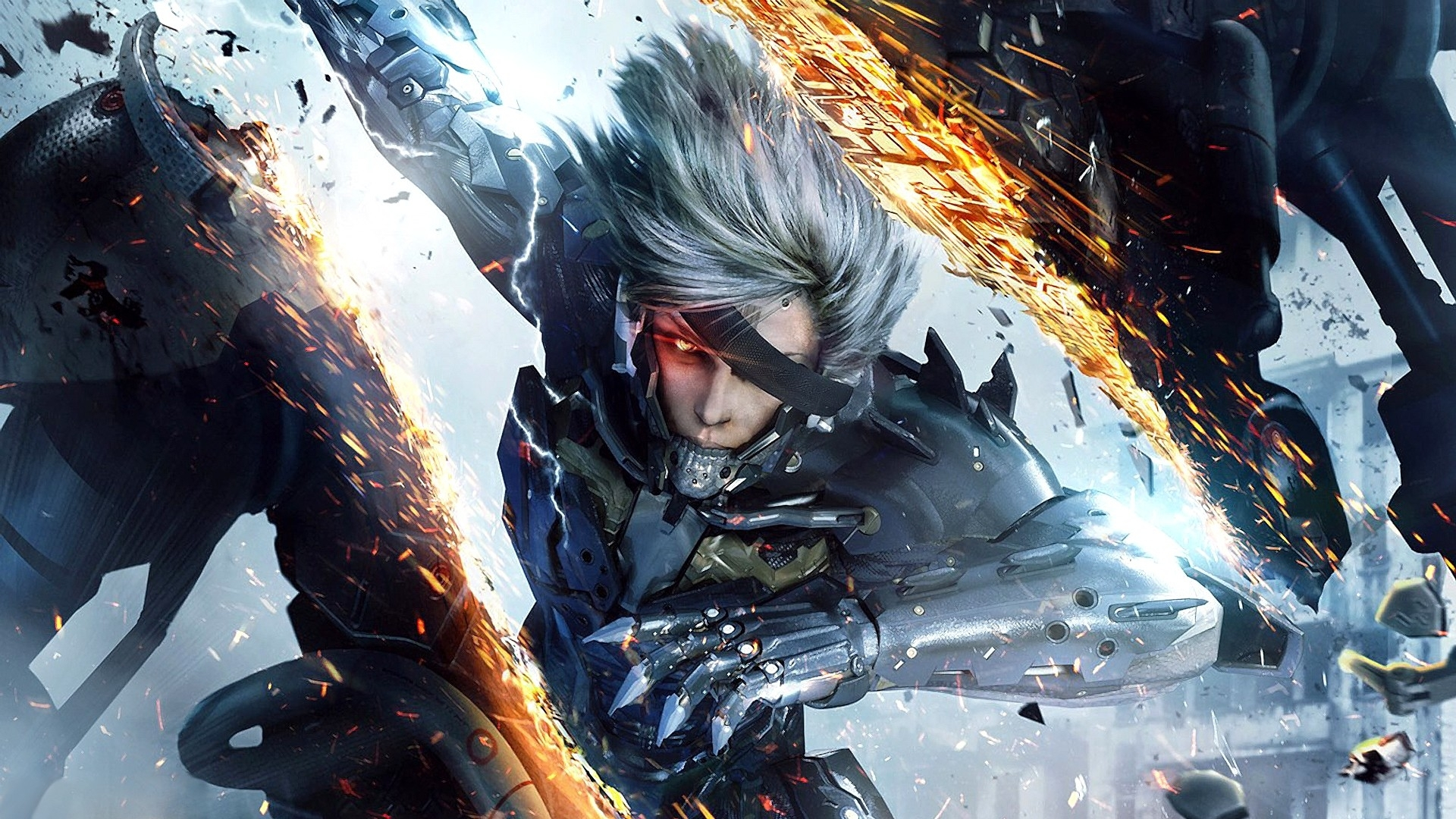 10 Best Metal Gear Rising Revengeance Wallpaper FULL HD 1080p For PC Background