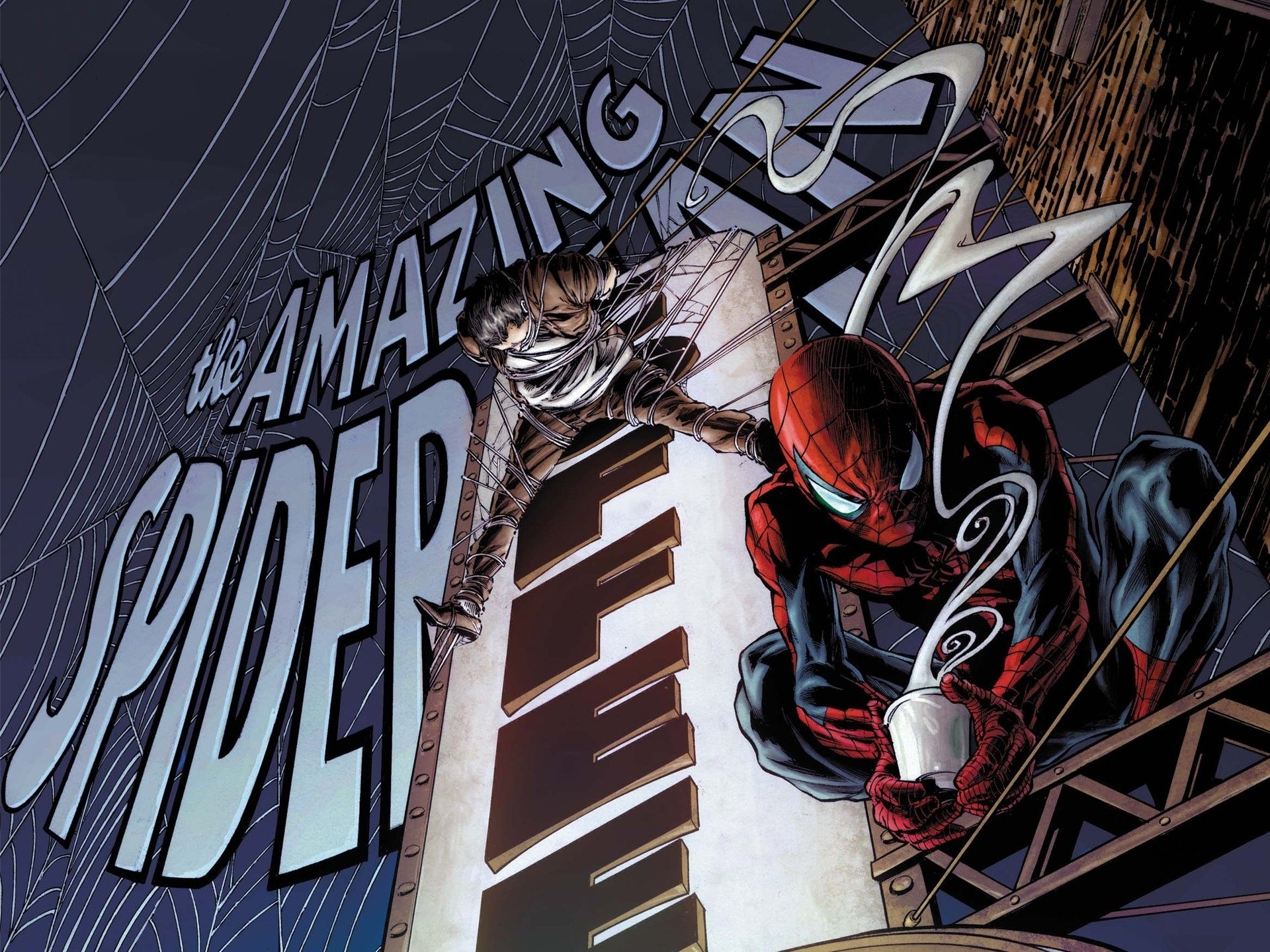 55 the amazing spider-man hd wallpapers | background images