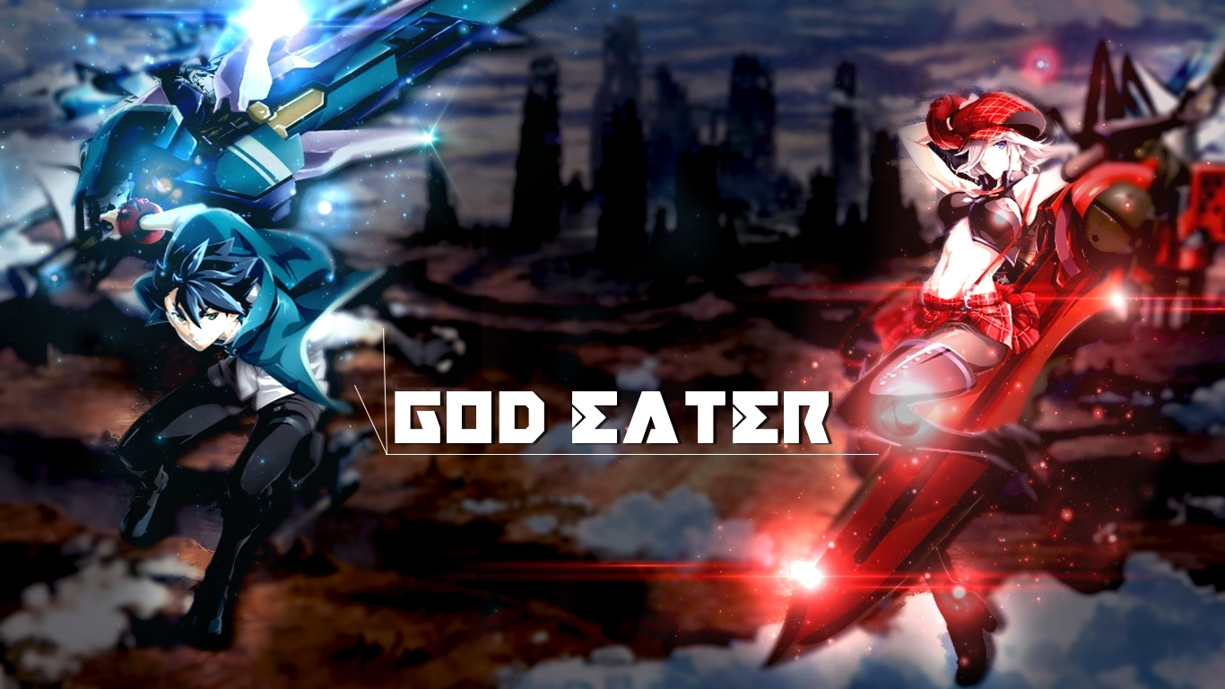 57 god eater hd wallpapers | background images - wallpaper abyss