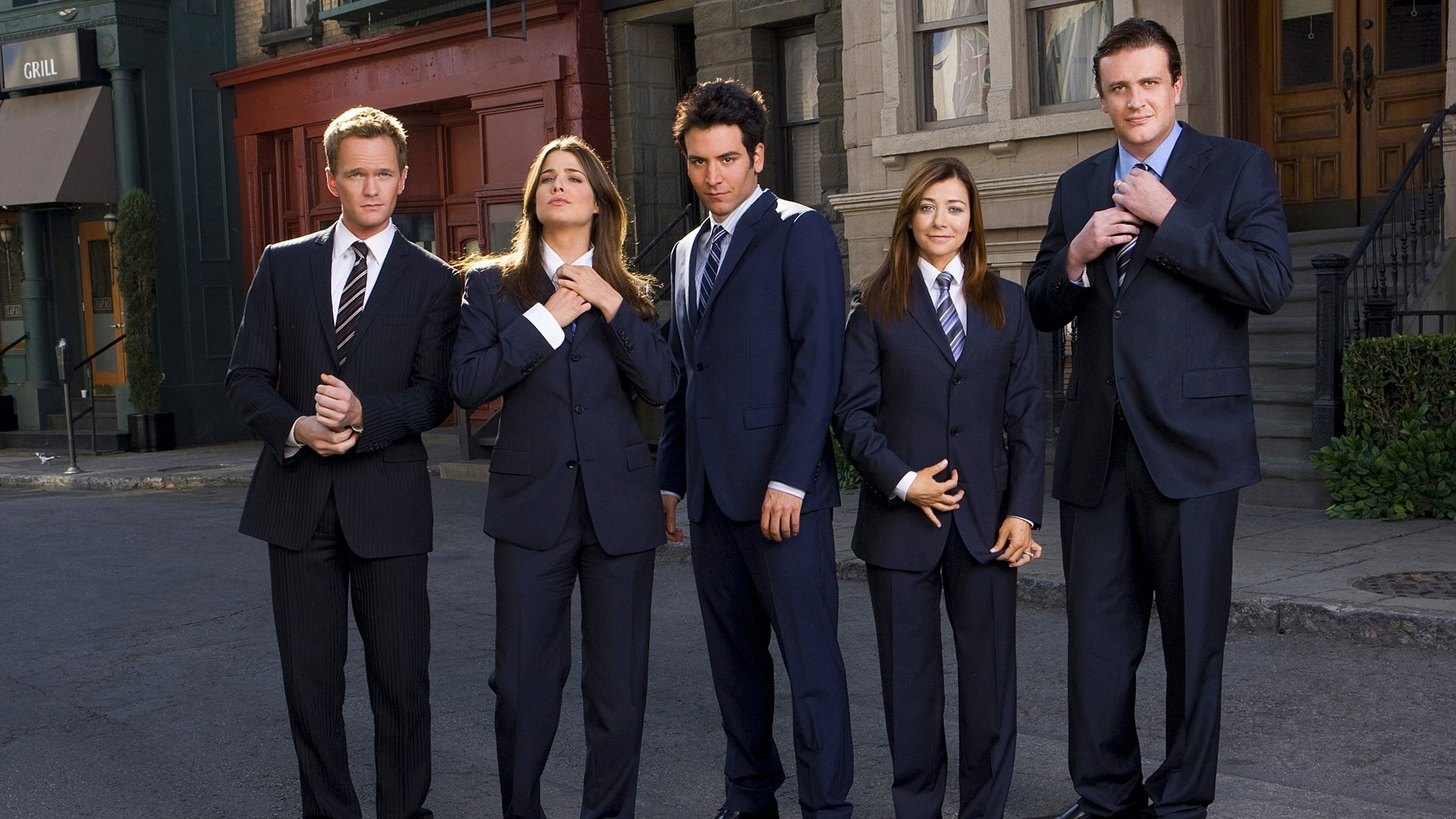 58 how i met your mother hd wallpapers | background images